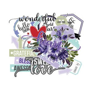 UNIQUELY CREATIVE Paper Die Cuts | Urban Garden