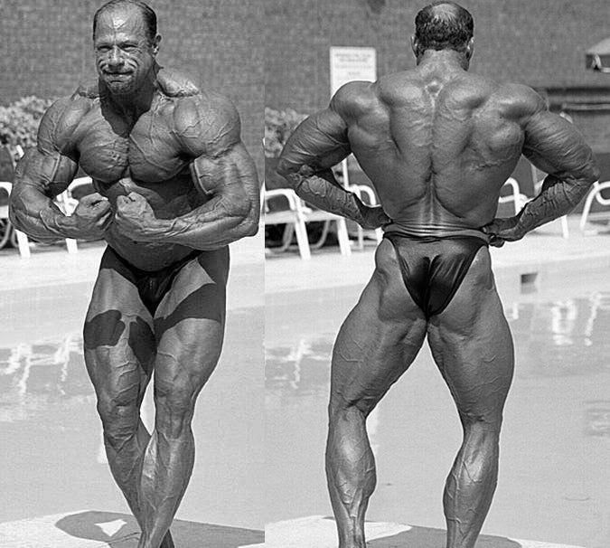 Don Youngblood, Bodybuilding, Masters Olympia