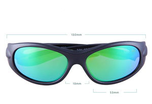 RYKER Sunglasses - Green