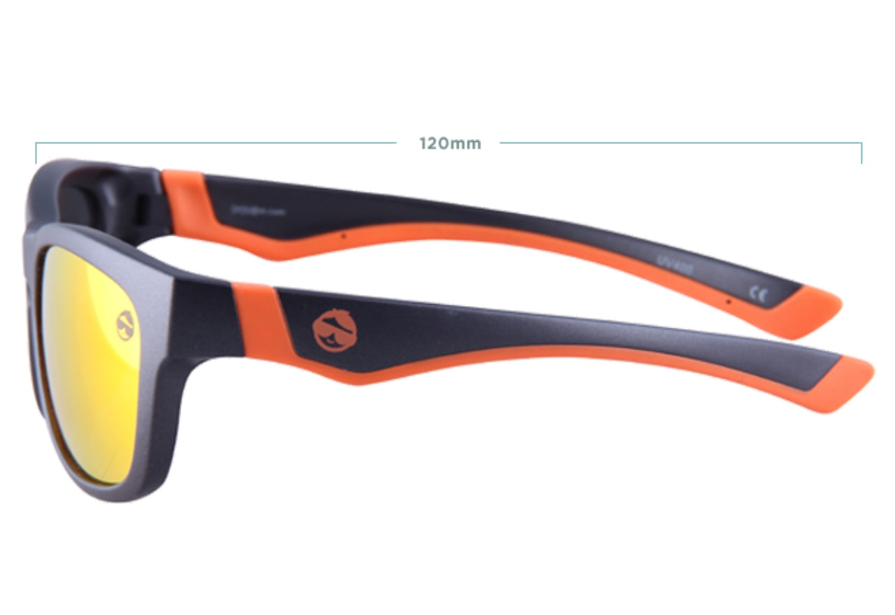 SLATE Sunglasses - Orange