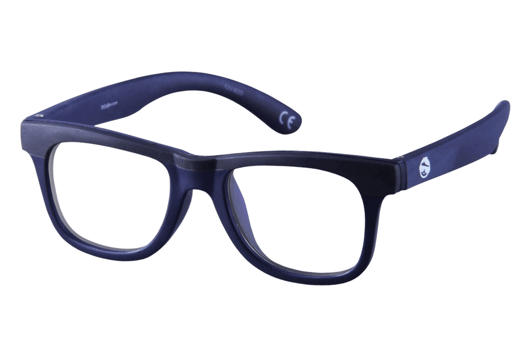 AVERY Blue Light Glasses - Navy