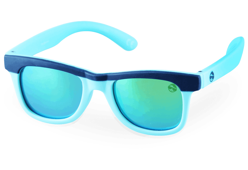 AVERY Sunglasses - Teal