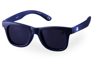 AVERY Sunglasses - Navy