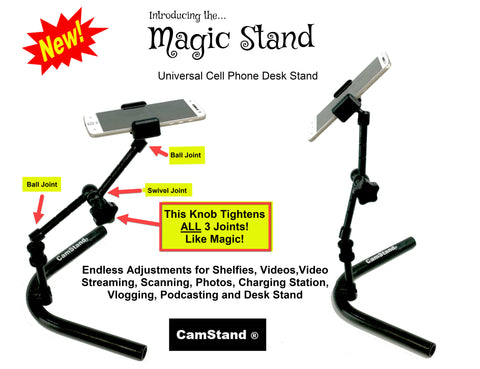 Camstand Magic Stand