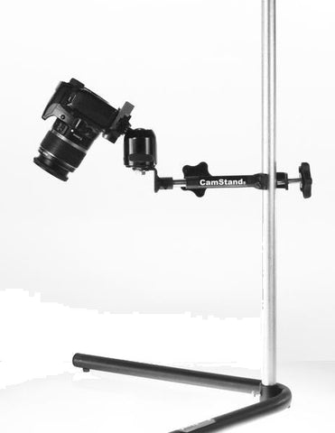 CamStand ® 9 XHD - Extra Heavy Duty Camera Mount - Ball Joint Mount / Stand / Tripod