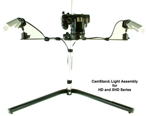 CamStand ® HD Series Lighting Kit