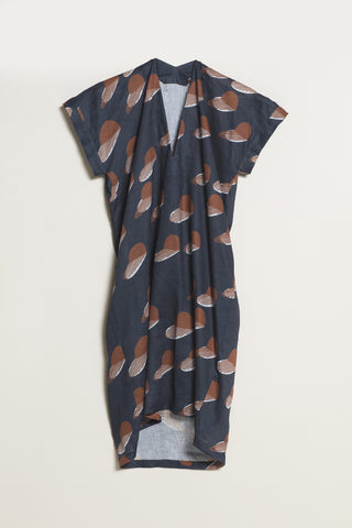 Nancybird Ceduna Dress in Solstice Stitch Piece Loop Noosa Heads Ladies Fashion Boutique