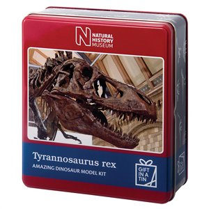 Natural History Museum T-Rex in a Tin