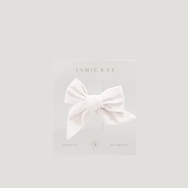 Jamie Kay Nova Cotton Bow Stitch Piece Loop Noosa Australia