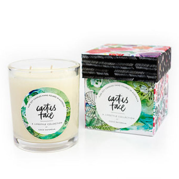 Coco Daydream Lifestyle Collection Candles