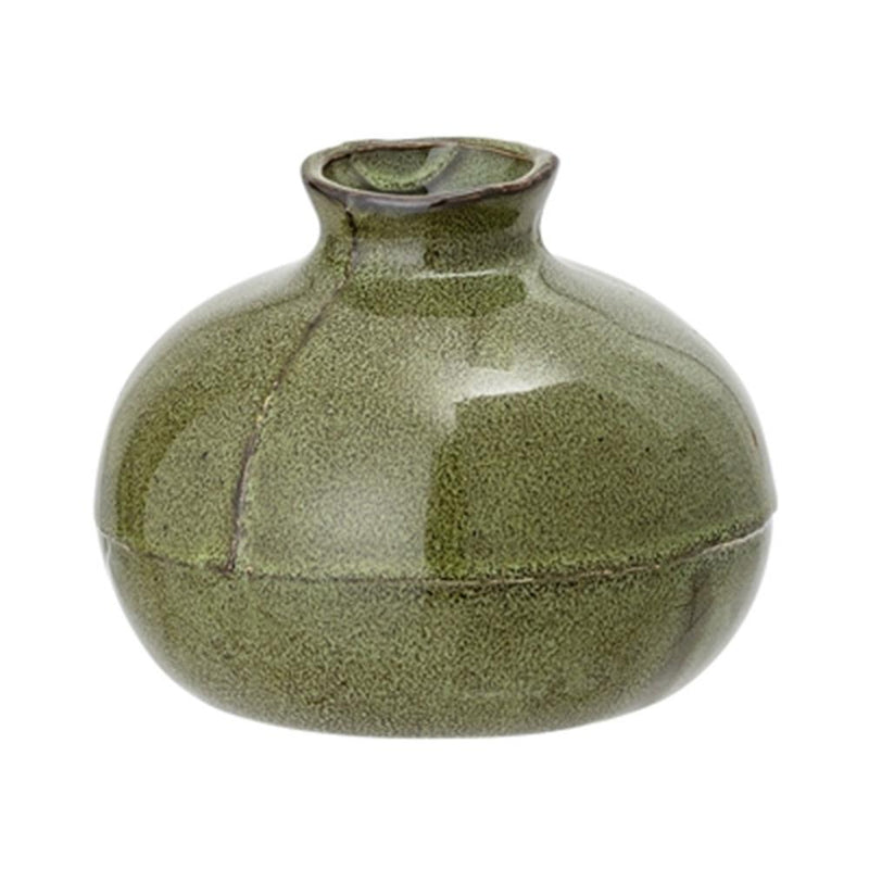 Green Vase by Bloomingville | Homewares | Home Decor | Stitch Piece Loop | Online + In Store | Shop a unique blend of boutique fashion, home + gift ware, baby clothing, toys & designer yarn & sewing fabric | Free Shipping on Orders $100 and Over | Sunshine Coast | Noosa Heads