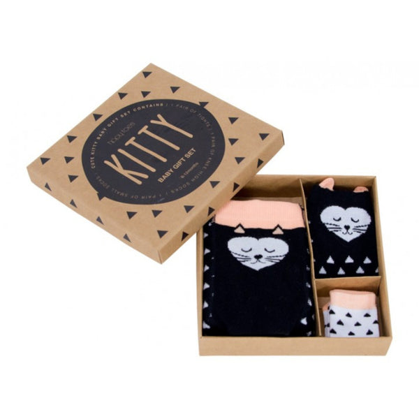 Boxed Baby Sock Sets