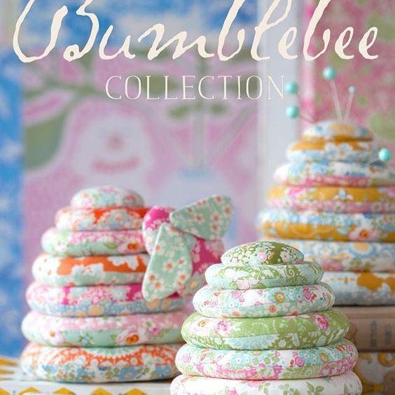 Tilda by Tone Finnager Bumblebee Collection Craft + Quilting Fabric Stitch Piece Loop Shop Online Australia