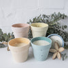 Down to the Woods Citronella + Natives Soy Wax Candle Stitch Piece Loop Shop Online Noosa Sunshine Coast Australia