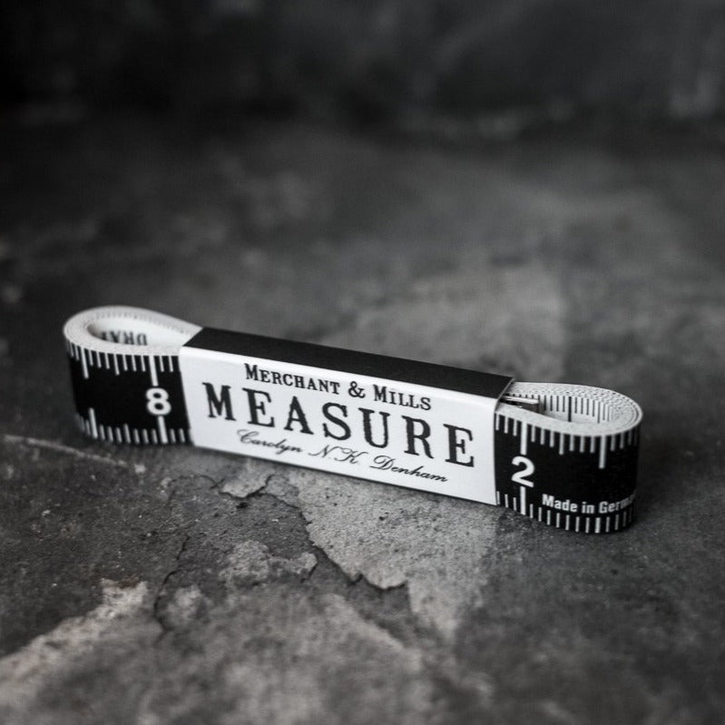 Bespoke Tape Measure | Merchant & Mills | Shop In Store + Online | Stitch Piece Loop | Handmade Fashion Accessories Homewares + Modern Craft Supplies | Australia