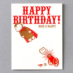 Daredevil_Hello_Lucky_Greeting_Card_Letterpress_Design_Stationery_Stitch_Piece_Loop_Noosa_Heads_Australia