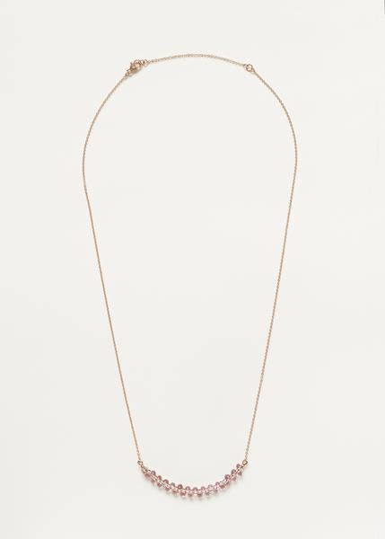 Illumination Necklace - Rose Gold
