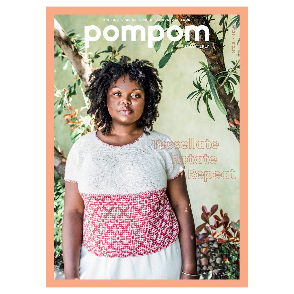 Issue 29 Summer 2019 | Pom Pom Quarterly | Stitch Piece Loop | Shop Online + In Store | Home Fashion Gift + Craft | Noosa Heads Australia