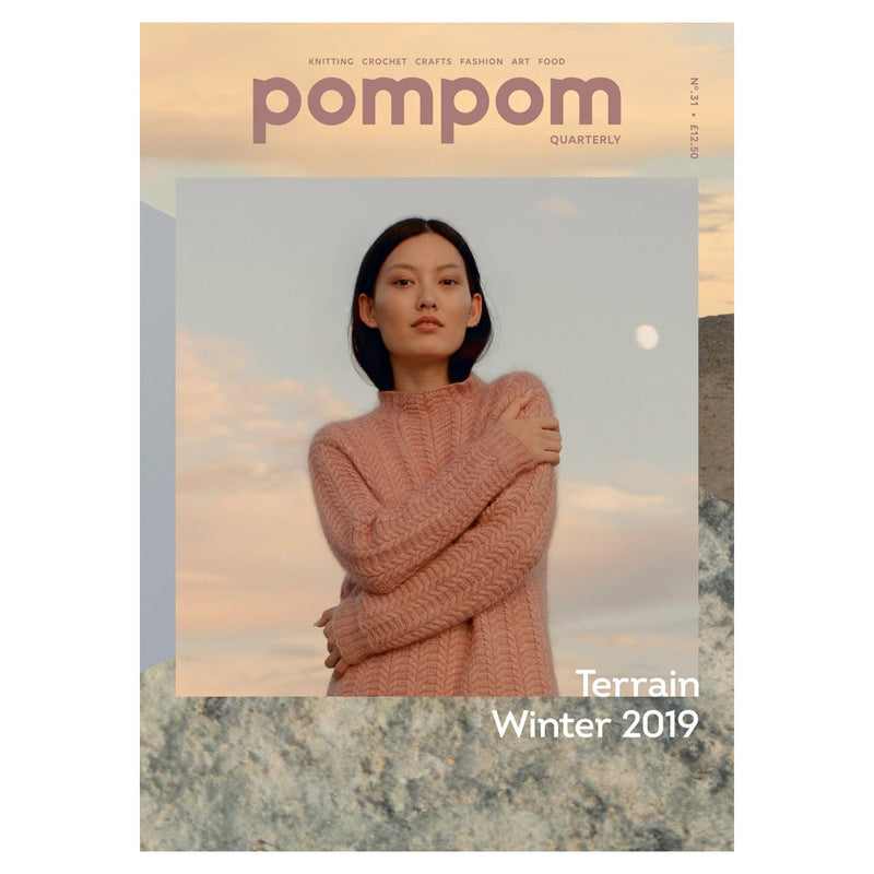 Pom Pom Quarterly Issue 31 | Stitch Piece Loop | Noosa Heads