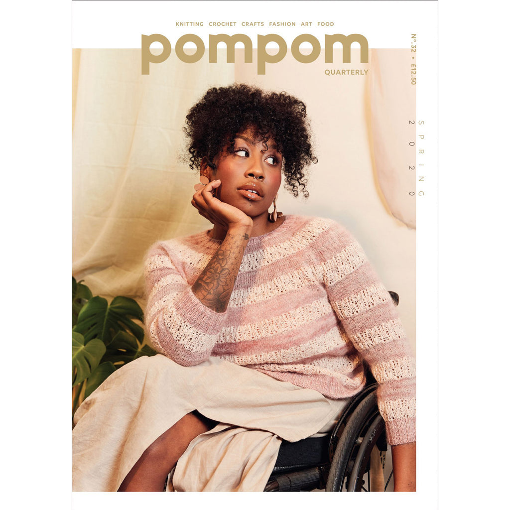 Issue 32 Spring 2020 | Pom Pom Quarterly | Stitch Piece Loop | Shop Online + In Store | Home Fashion Gift + Craft | Noosa Heads Australia