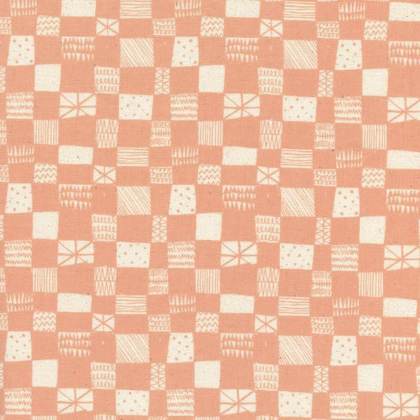 Print Shop Grid Peach