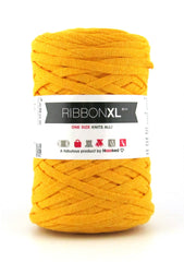 Sunny Yellow Ribbon XL Hoooked Stitch Piece Loop Shop Online