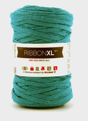 Teal Delight Ribbon XL Hoooked Stitch Piece Loop Shop Online