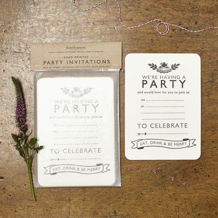 Royal_Party_Invitations_Katie_Leamon_Hand_Printed_10_Pack_Stitch_Piece_Loop_Noosa_Heads_Australia