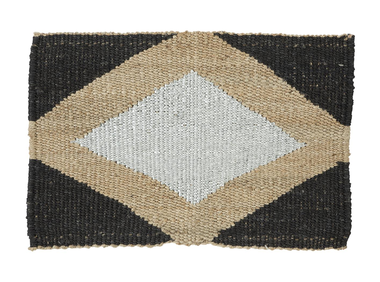 Gem Doormat by Langdon Ltd | Stitch Piece Loop | Noosa Heads | Shop In Store + Online | A unique blend of Australian boutique fashion + accessories; gift & homewares; baby + kids clothing, toys + gifts; + designer sewing fabrics + hand knitting yarns |