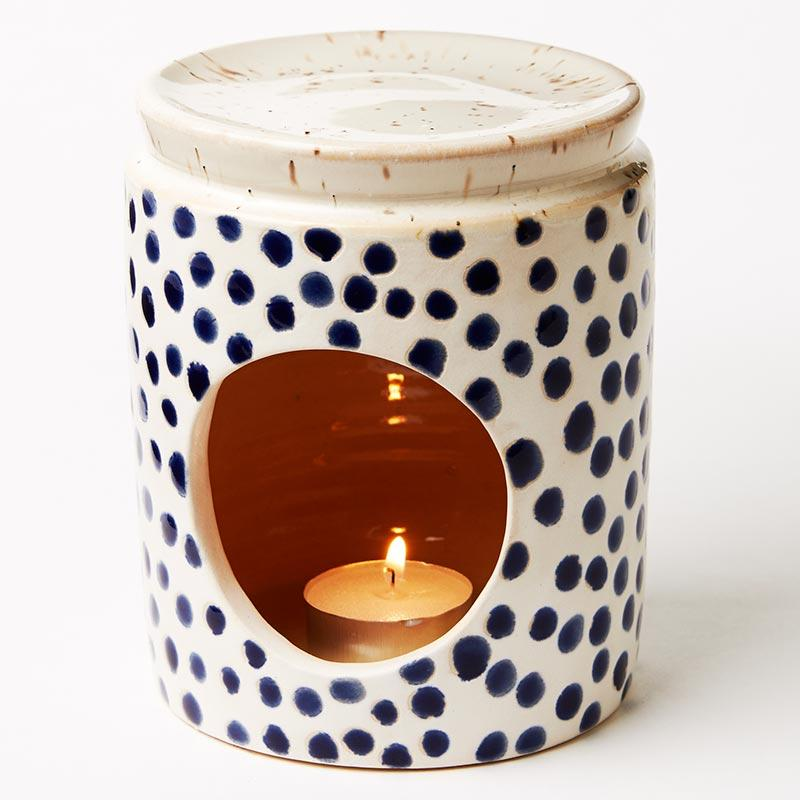 Lennox Oil Burner by Jones + Co | Have You Met Miss Jones | Handmade Ceramics | Stitch Piece Loop | Online + In Store | Shop a unique blend of boutique fashion, home + gift ware, baby clothing, toys & designer yarn & sewing fabric | Noosa Heads