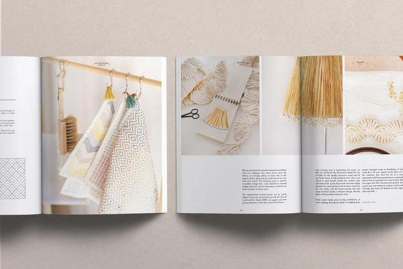Koel Magazine | Issue 10 | A quarterly magazine presenting the new standard for yarn crafting: crochet, knitting, macrame, needlework, punch needle, weaving for interiors | Stitch Piece Loop | Noosa Heads |