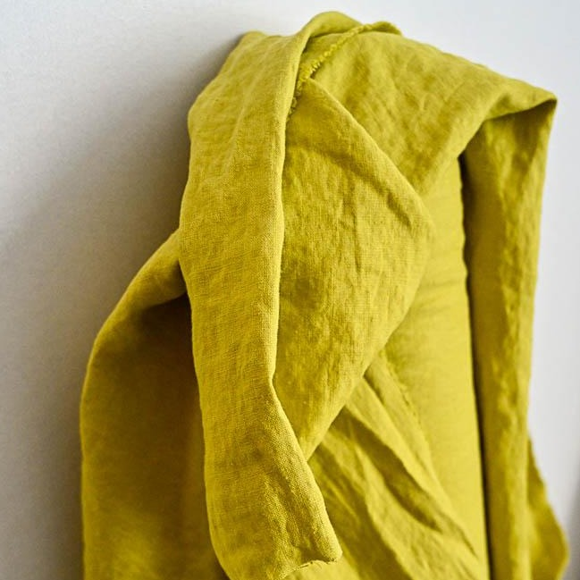 European Laundered Linen - Mr Citrus