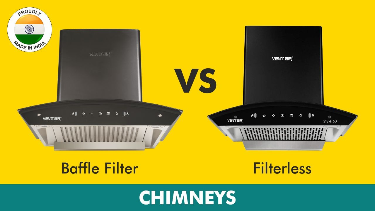 Baffle Filter Vs Filterless Chimneys - Which is Better?