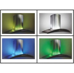 Colour Changing Hood Chimney for Galaxy Neo