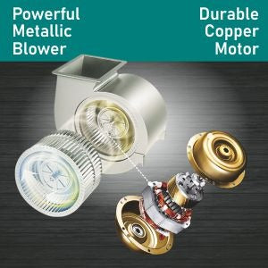 Metal Blower and Copper Motor
