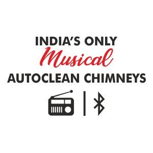 India's One and Only Musical Auto Clean Kitchen Chimney Innova Music 90