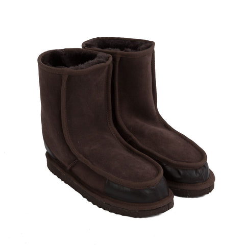 Deluxe Ugg Boot - Aussie Bush Leather