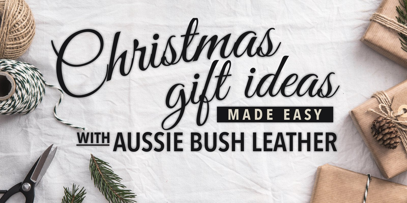 Travel the world with Aussie Bush Leather