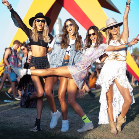 Fave Looks From Coachella Weekend One