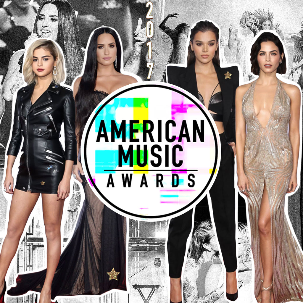 Best Dressed Celebs From The 2017 AMAS