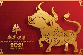 Welcome The Year Of The Ox