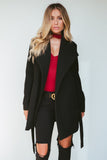 Renee Coat (Black)