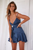 Sweet Passion Dress (Steel Blue)