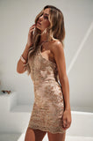 Breathtaking Dress (Mocha)