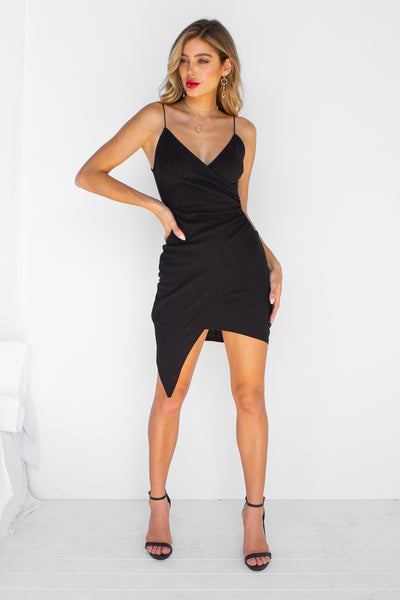 Glory Days Dress (Black)