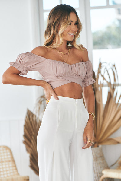 Julianne Top (Mocha)