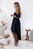 Karlie Dress (Navy)
