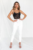 Sahara Pants (White)