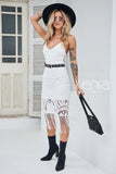 Khaleesi Dress (White)