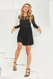 Splended Angel 2.0 Dress (Black)